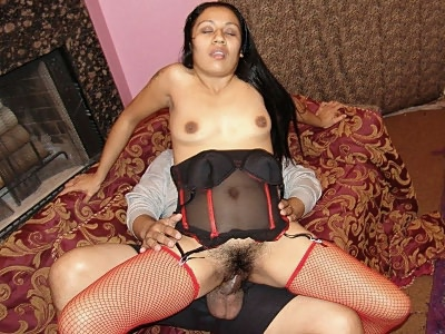 This all natural Asian porn star is proud of her hairy muff. In this scene she got paired with a hunk and starts off by giving him a blowjob. She then starts spreading her sexy thighs to take cock pounding in her bush covered slit and tops it all up with a nasty blowjob.